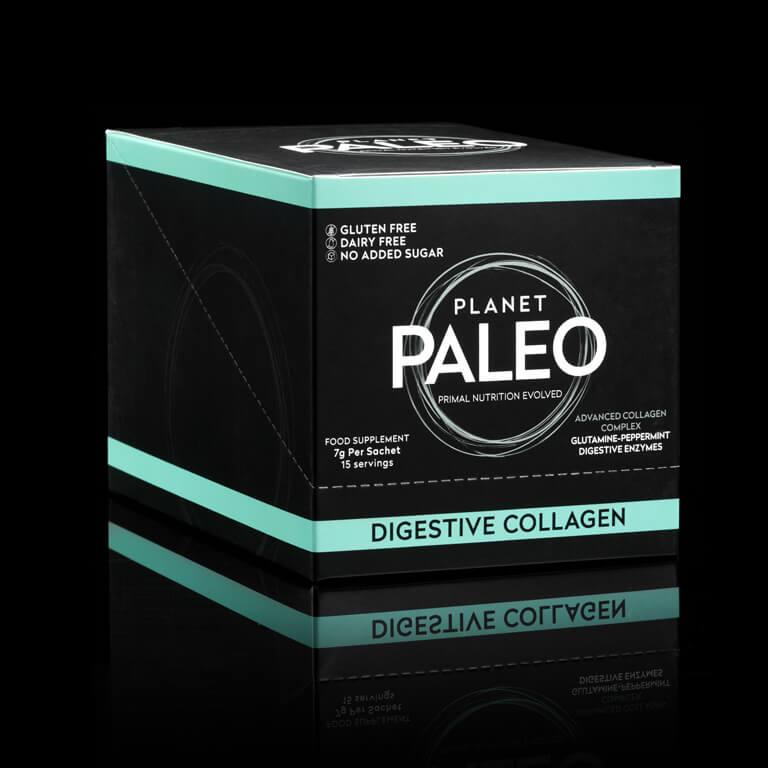 Digestive collagen sachet